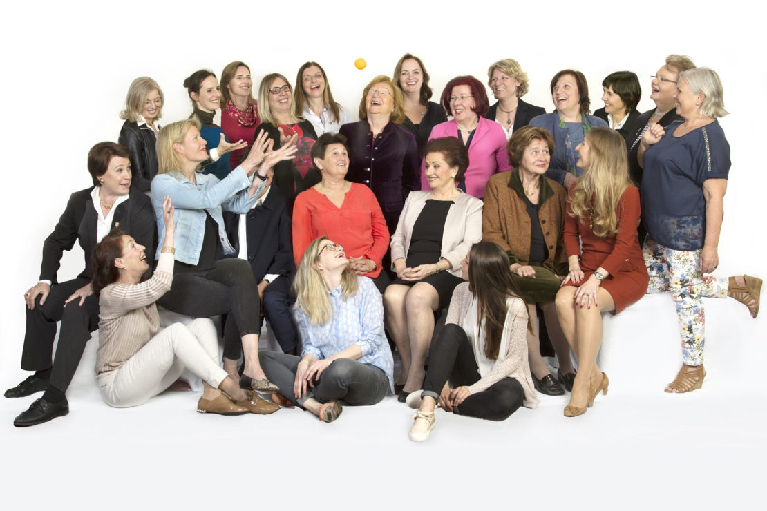 Wirtschaftsfrauen